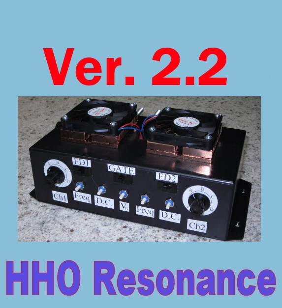 50-50 Resonance Box - HHO - Meyer