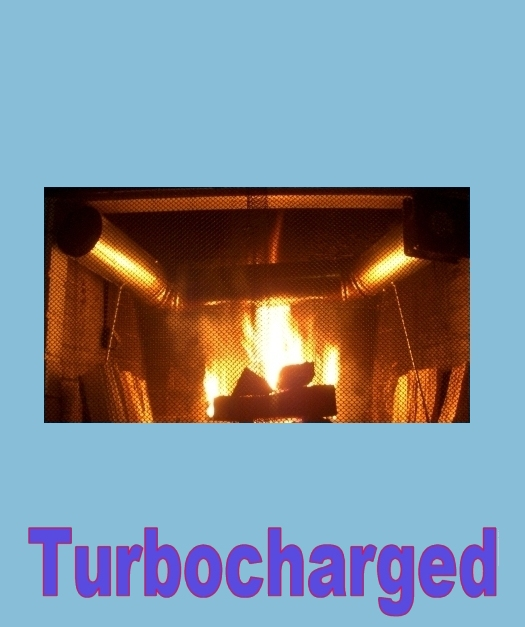 Turbocharge your FIREPLACE with the Fireplace Fan