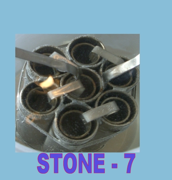 Stone-7 HHO Electrode - Powering 9/11 Truth Vancouver Bus!!